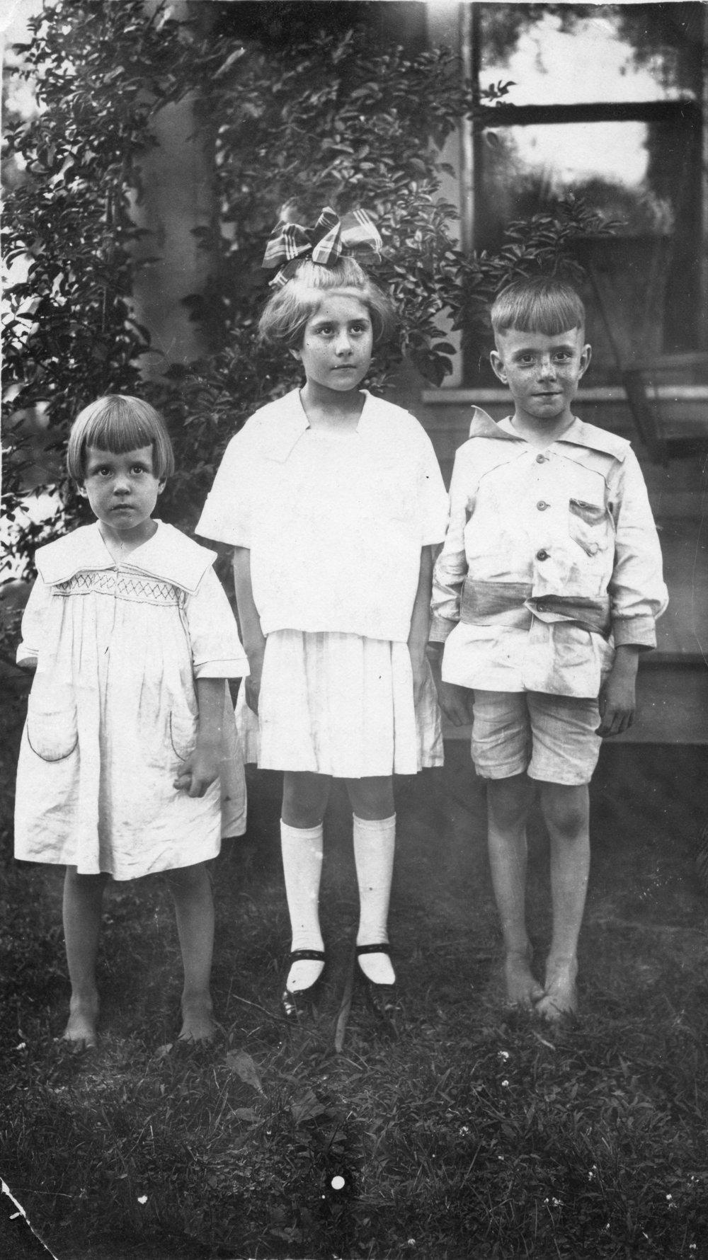 Kathleen, Alice & Jack