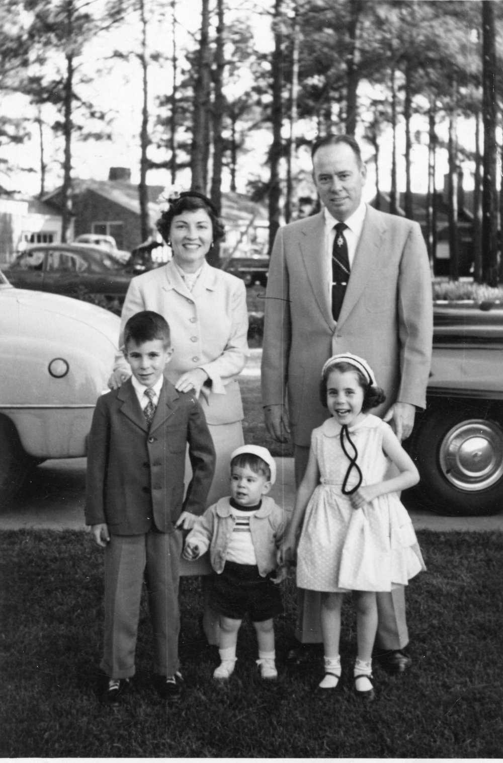 Dorothy, Jack, John, Jim & Sue