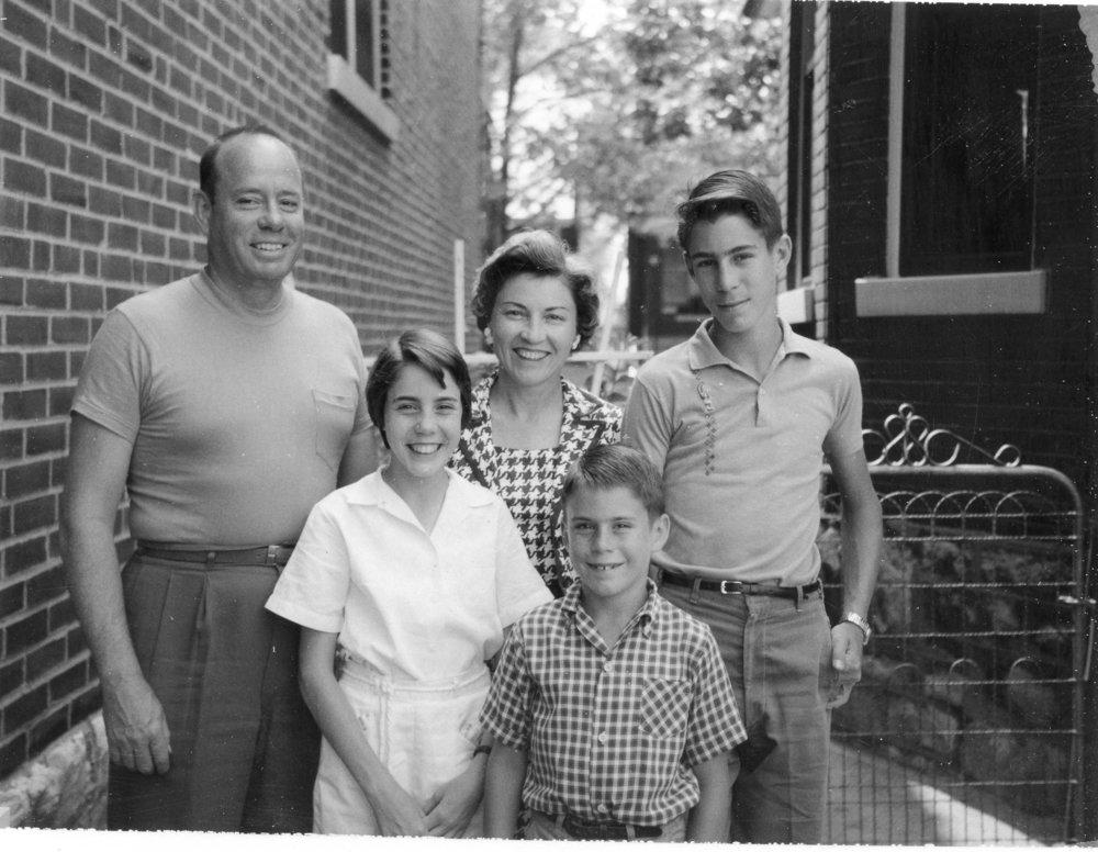 Jack, Dorothy, John, Sue & Jim