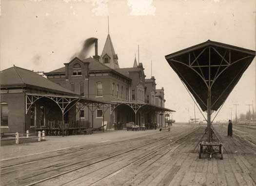 1902 Wabash Station Moberly, Missouri