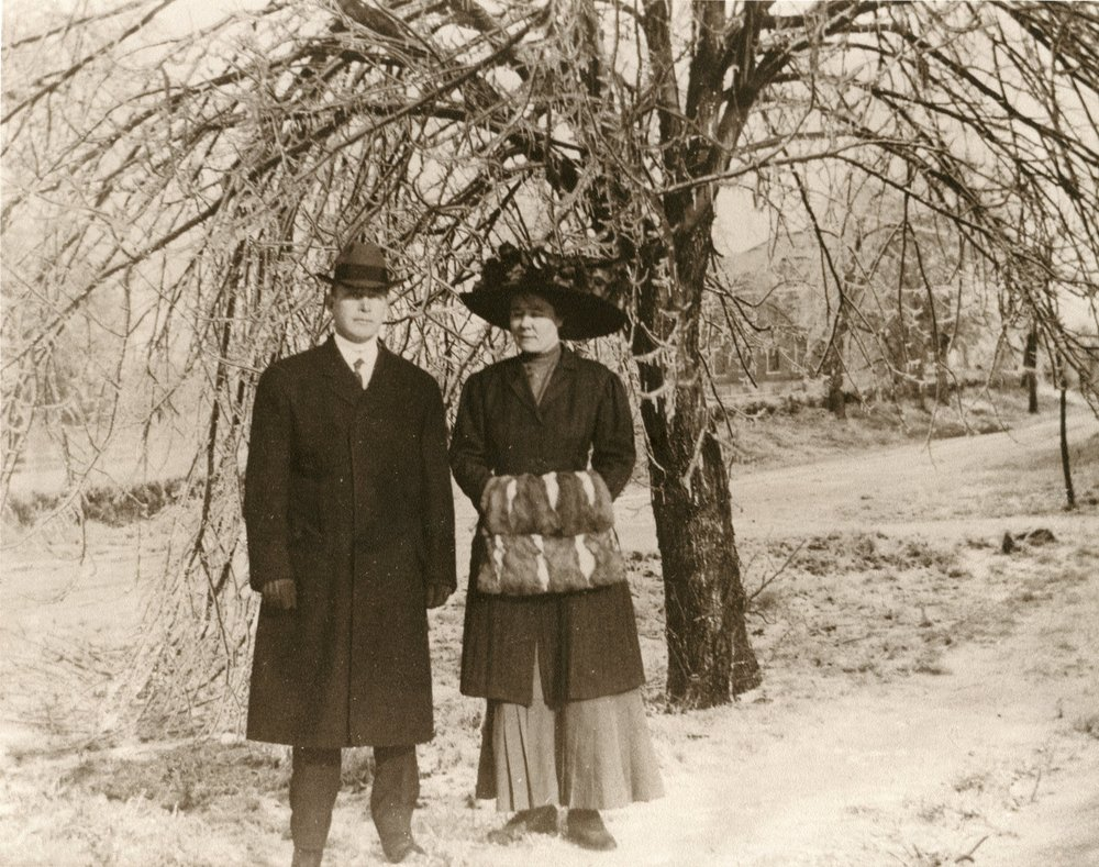 John and Stella Lankford