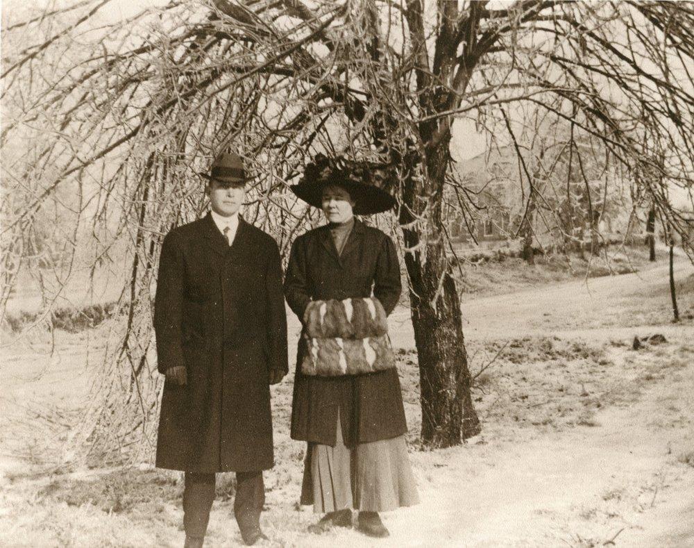 John and Stella Lankford