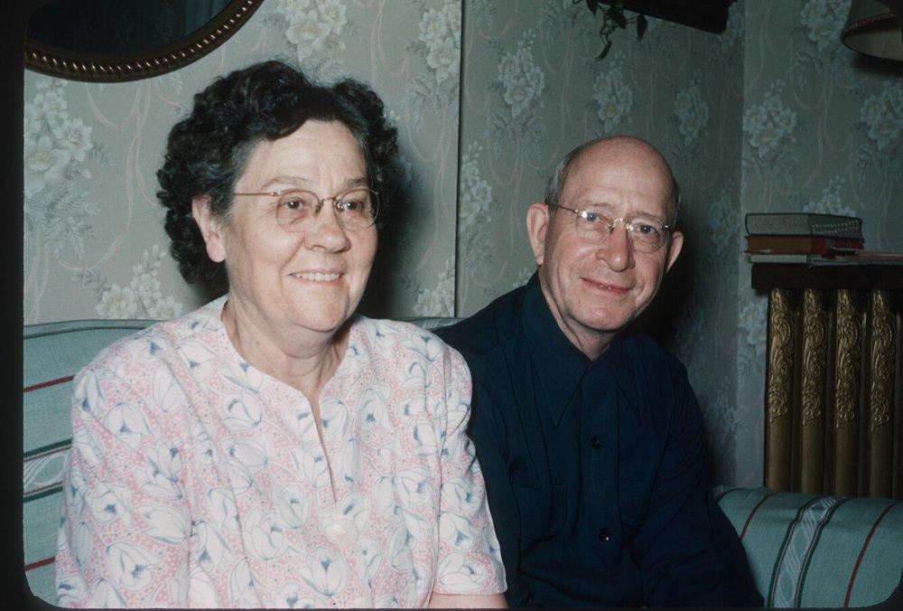 1950: Stella & John Lankford