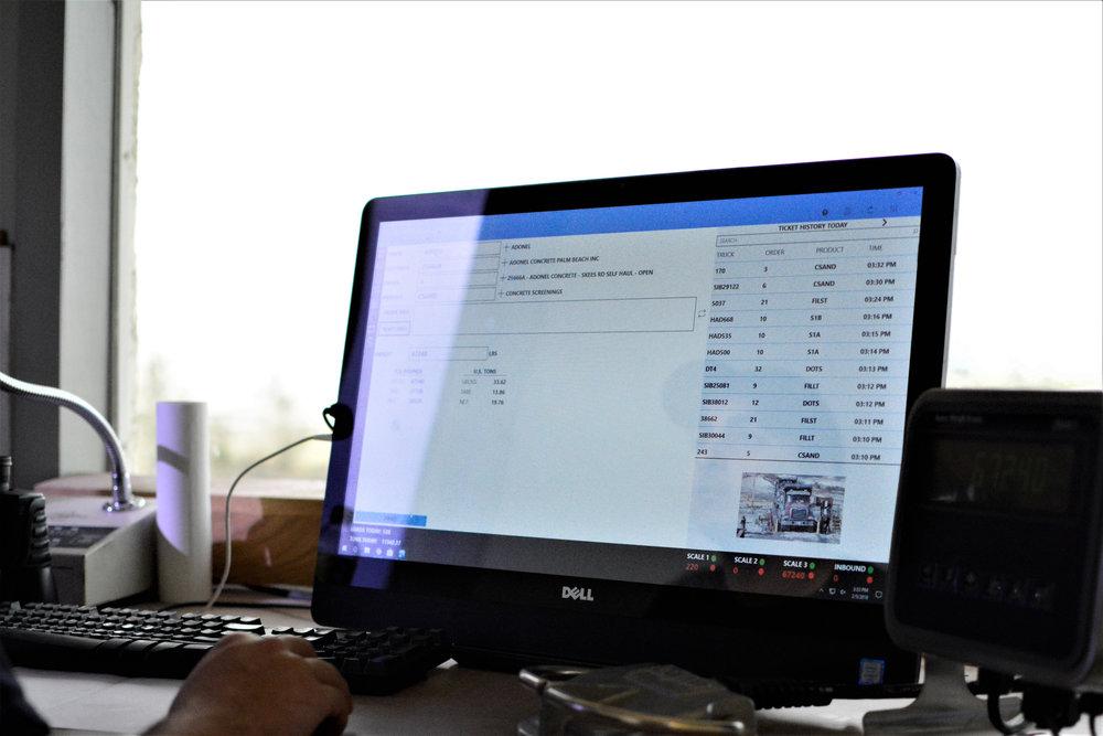 Modern, user-friendly scale ticketing software. -
