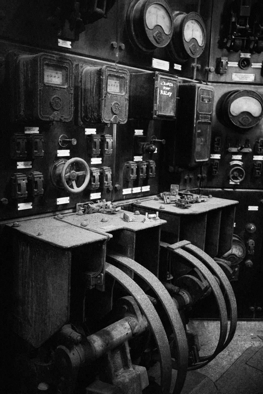 The Battersea Power Station - An inside look.