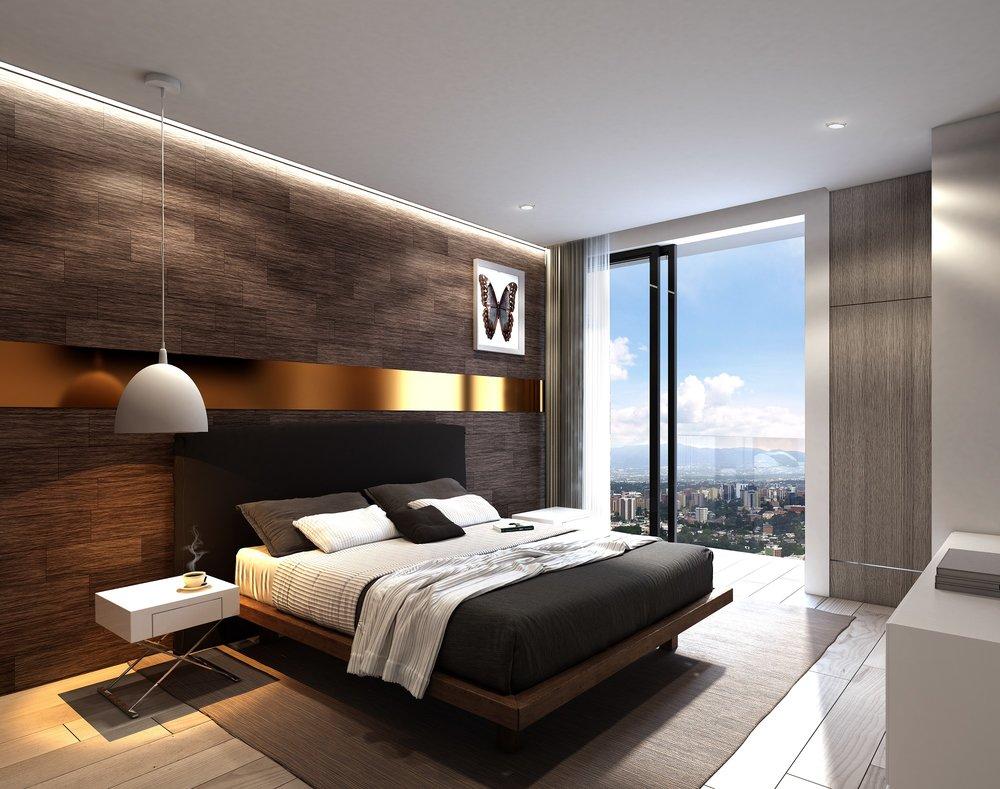 Dormitorio secundario, CASA QUINCE.jpg