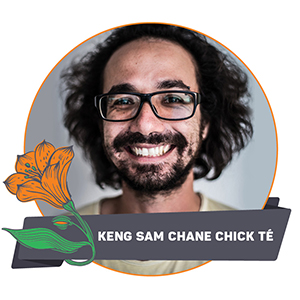 Teacher: Keng-Sam Chane Chick Té