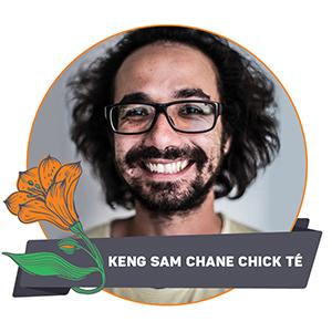 Teacher:Keng-Sam Chane Chick Té