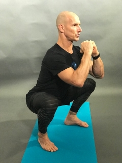 Basic Body Weight Squat