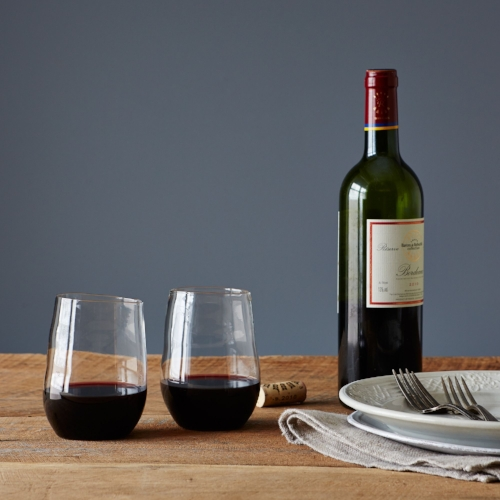 Malfatti Wine Glasses, Food52