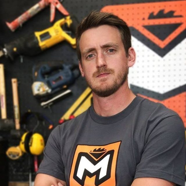 Aaron Massey - @mrfixit | Home DIY projects ranging from electrical, construction and landscape!