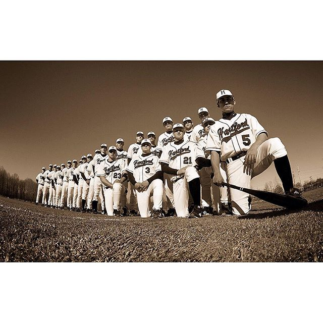 Way back Wednesday to a classic team photo of the @universityofhartford Hawks baseball team. . . . . . #uhart #universityofhartford #collegebaseball #teamphoto #wbw #baseballteam #instabaseball #retrosports #classicphoto #collegeathletics #collegeathletes #highereducation #studentathlete #hartfordhasit #hartfordyardgoats #yardgoats #weha #westhartford