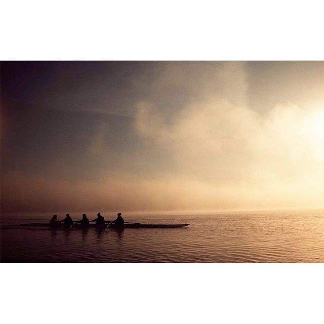 @conncollege crew team rowing into the day. . . . . . #conncollege #conncollalumni #concollege #crew #collegecrew #collegeathletes #collegeathletics #sunriserow #morningrow #morningroutine #hardworkpaysoff #morningglow #crewlife #rowing #crewteam #instarowing