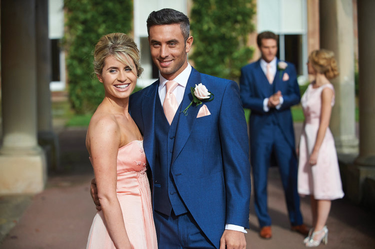 Affleck   Moffat has a large variety of wedding wear available in stock 768eb4405fe