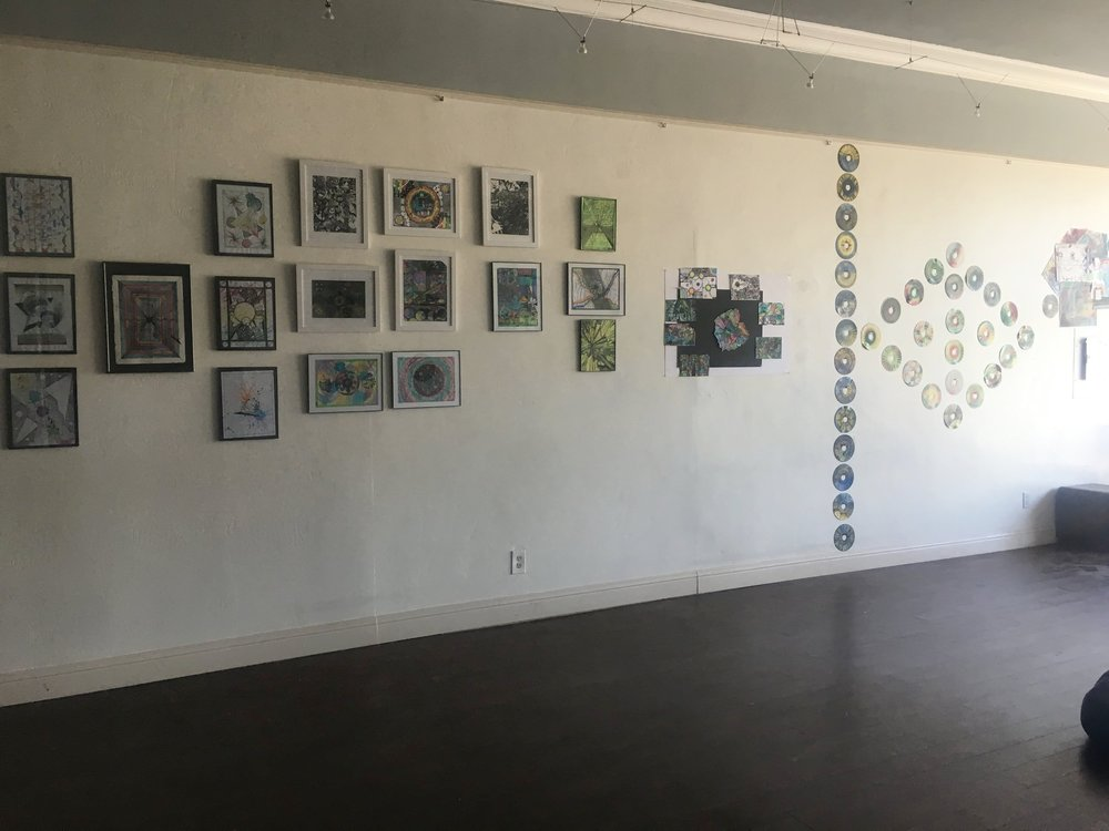 "Images from the ""On the Road"" exhibit"