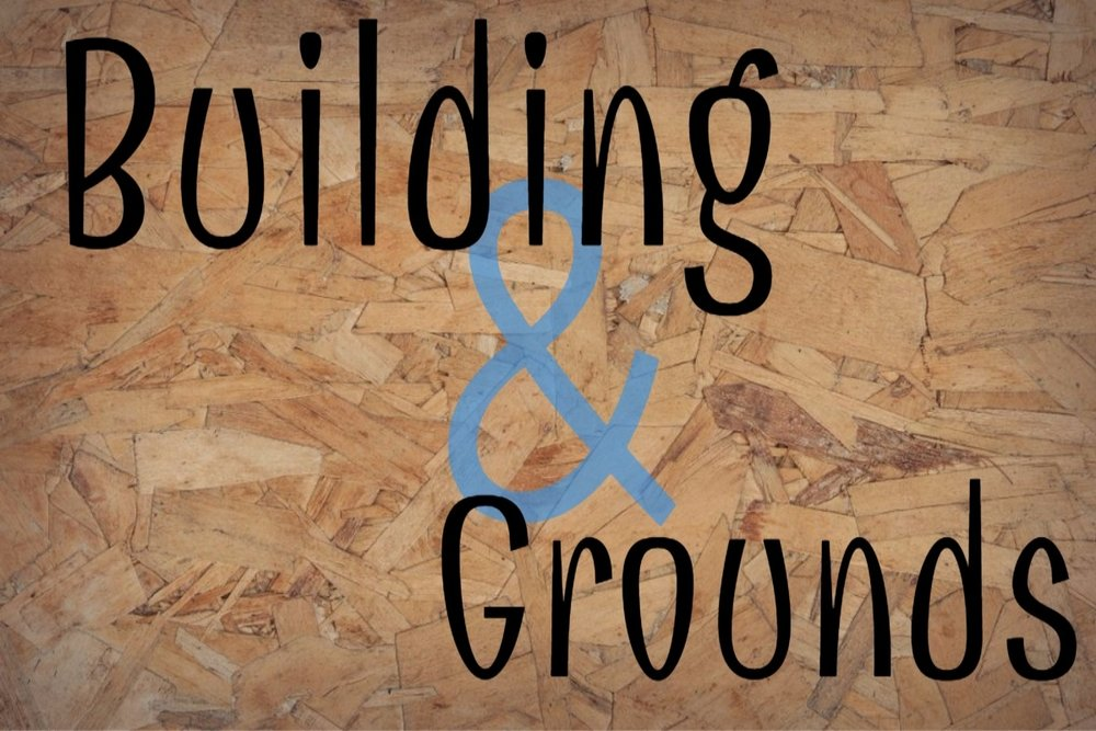 Building & Grounds  - Do you enjoy working outside or on building maintenance project? This ministry team would be perfect for you!