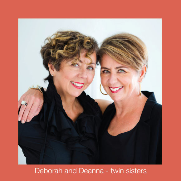 Deborah and Deanna twin sisters