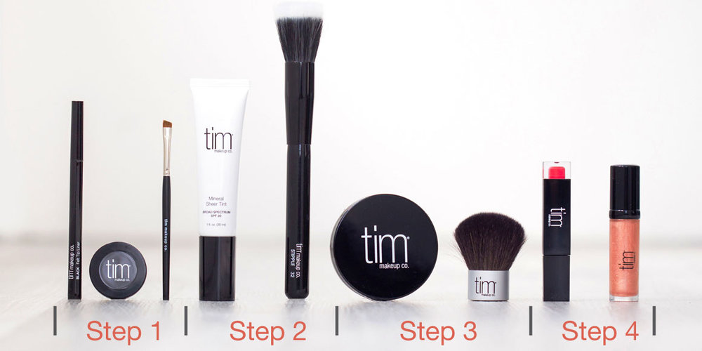 TIM Makeup Products