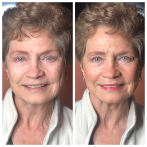 Before and after 50-60 years of age