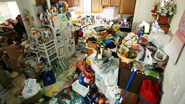 Does your resume resemble this room?
