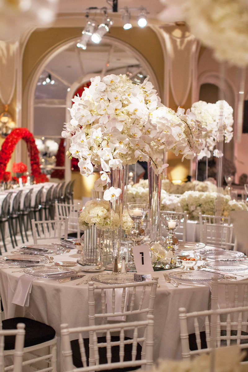 Shawna Yamamoto Floral Design | Mission Impossible Mitzvah at the Beverly Hills Hotel | Red and White _ (10).jpg