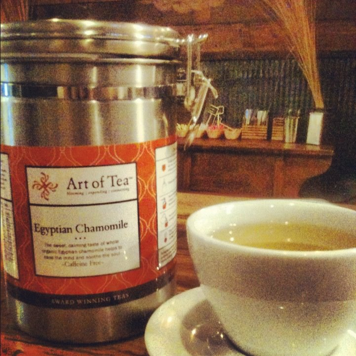 Enjoy a cup from - Art of Tea