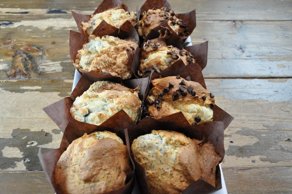 We're Happy to provide our customers - Gluten free muffins*