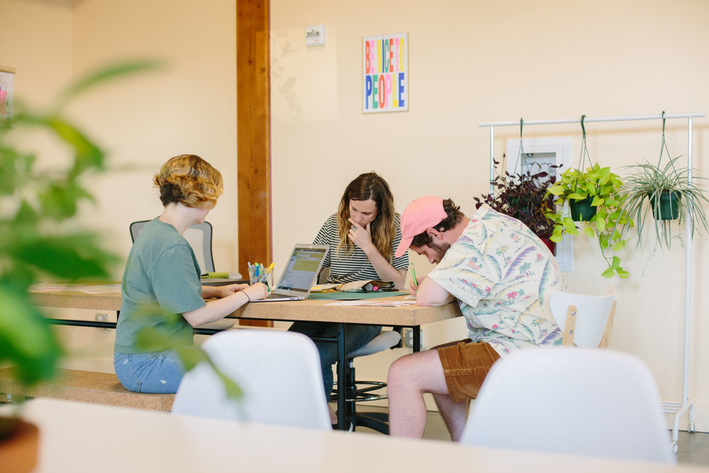 coworking space portland