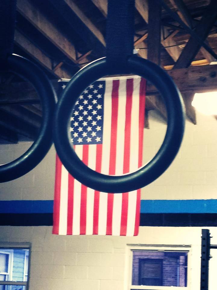 Flag:Rings
