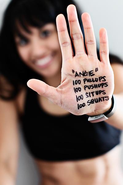 Angie Hand