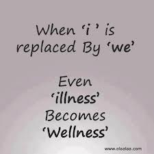 illnes to wellness