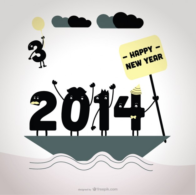 2014-saying-goodbye-to-2013-card-design_23-2147486451