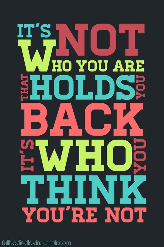 Hold Back