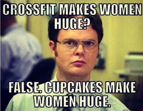 Dwight Cupcake