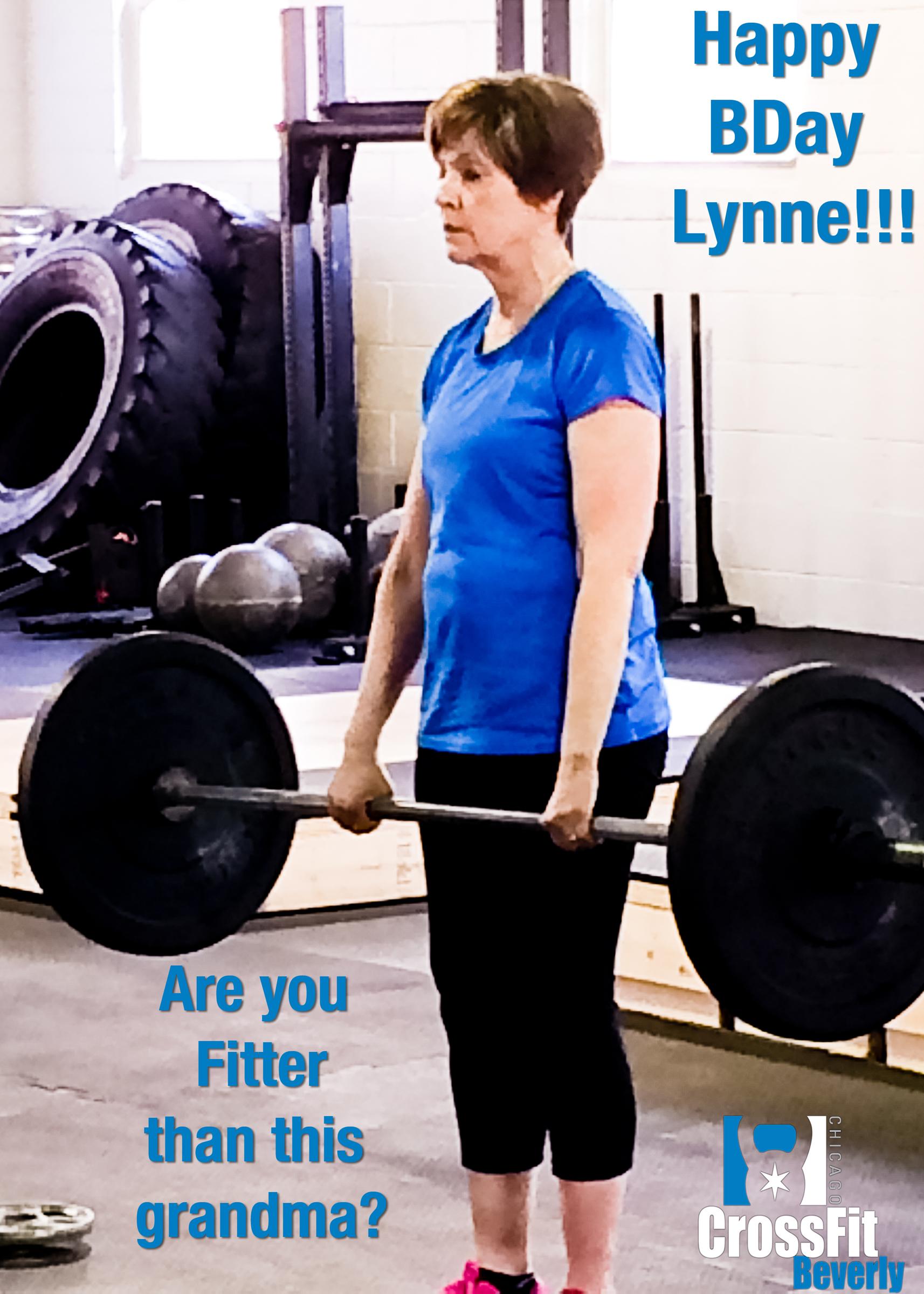 Lynne-Barbell