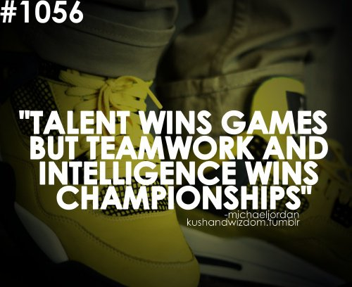 Talent-Teamwork