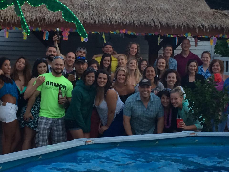 CFB 2nd Annual Pool Party