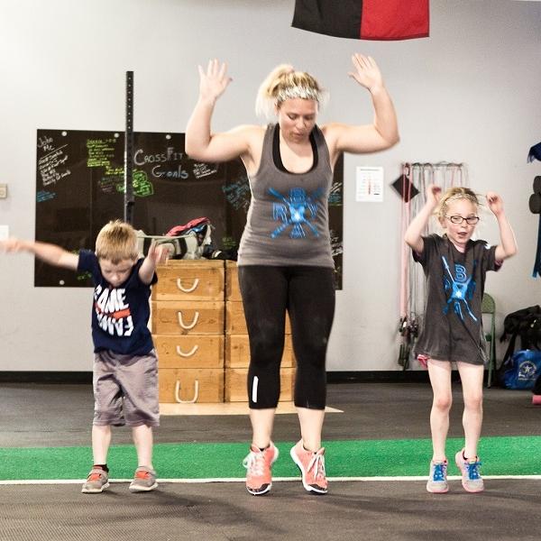 CrossFit Kids - Junior Varsity 6-12 years / Varsity 13-17 yearsActive CFB Members - 12 visits $84Active CFB Members - 24 visits $144Non-CFB Members - 12 visits $96Non-CFB Members - 24 visits $180