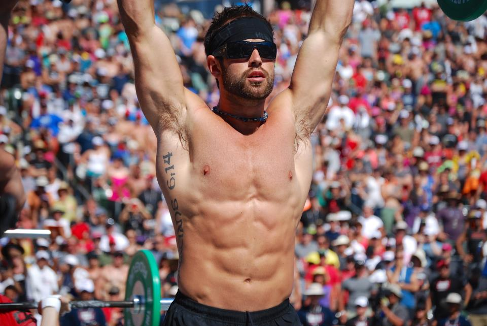 CrossFit Beverly Congratulations Rich Froning Jr