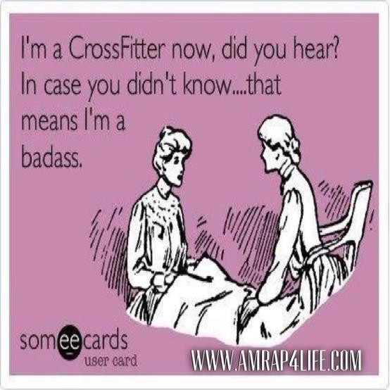 I CrossFit Now