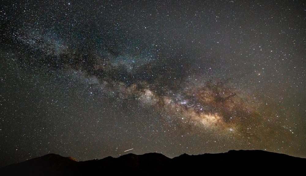 So many, so many that should be on your wall so you can fall asleep under the Milky Way just like I did that night.