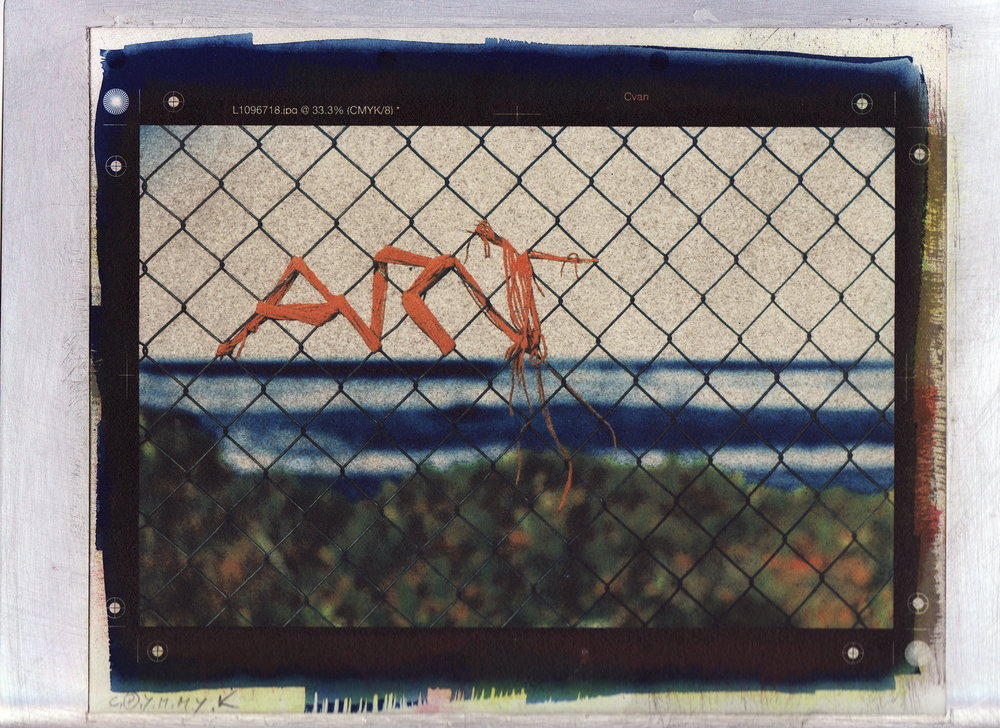 Art on the Fence