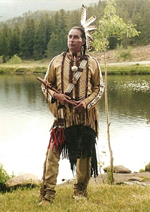 Danny is recognized as an accomplished musician maintaining his Native American roots through his flute music and traditional storytelling