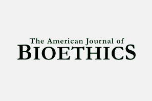 Women's Neuroethics? Why Sex Matters For Neuroethics  |  American Journal Of Bioethics  |  2008