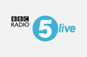 Up All Night     BBC Radio 5 Live     April 30, 2018