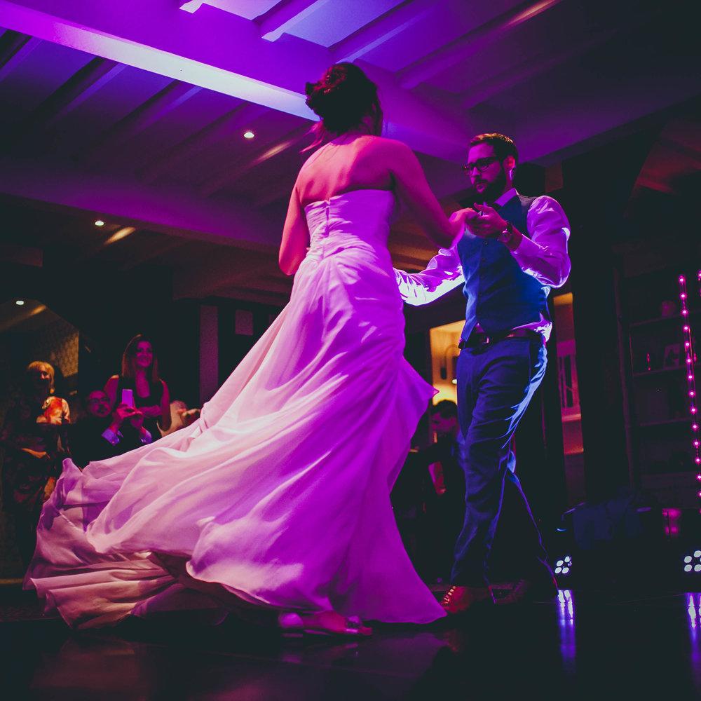 FIRST DANCE -
