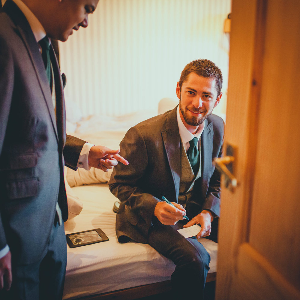 HOW ARD WEDDING PHOTOGRAPHY WEST MIDLANDS GR0OM PREP-1-12.JPG