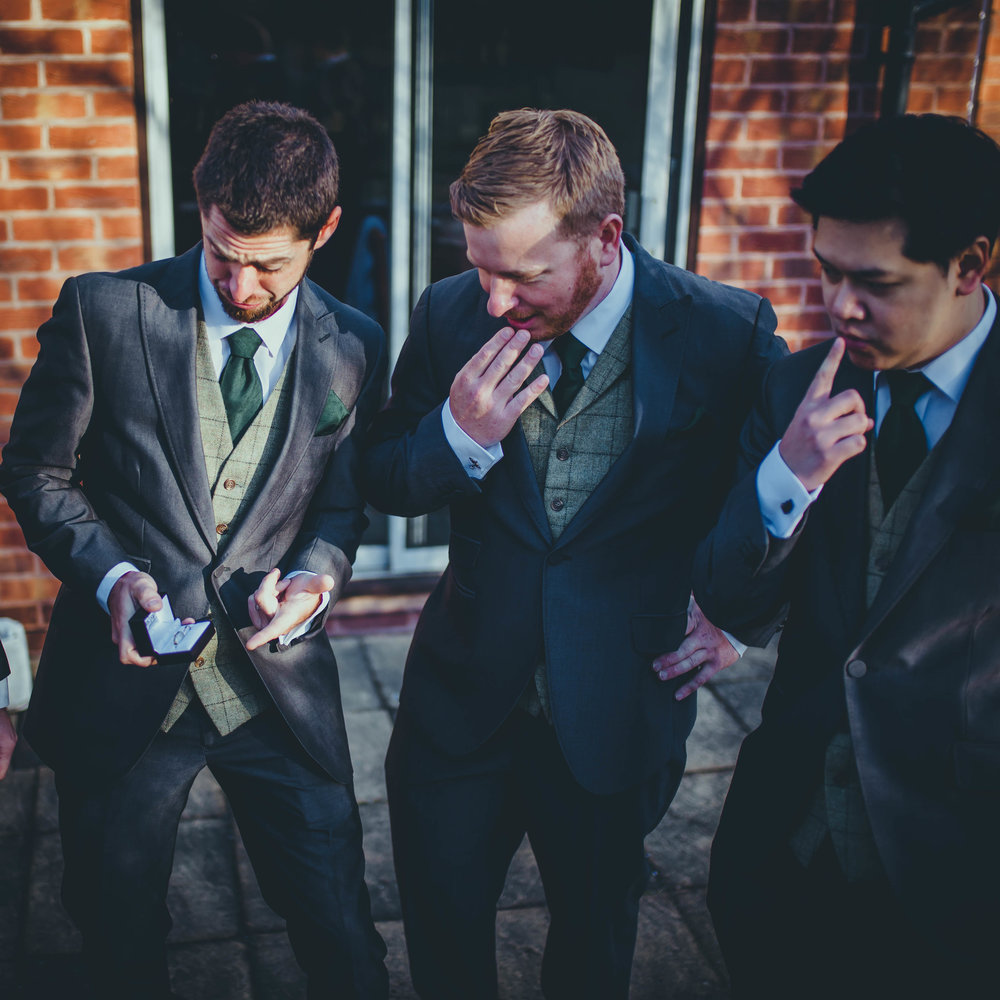 HOW ARD WEDDING PHOTOGRAPHY WEST MIDLANDS GR0OM PREP-1-18.JPG