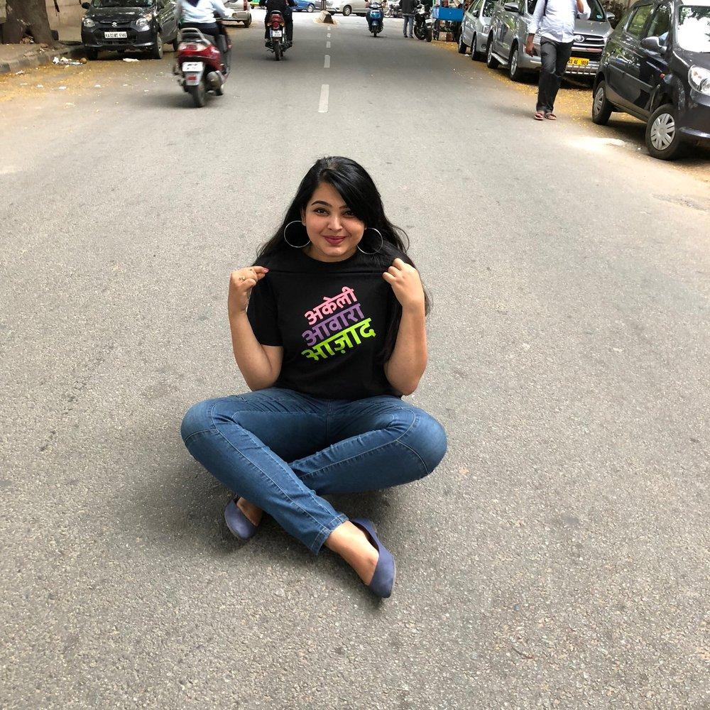 Zeishah Amlani, Bangalore
