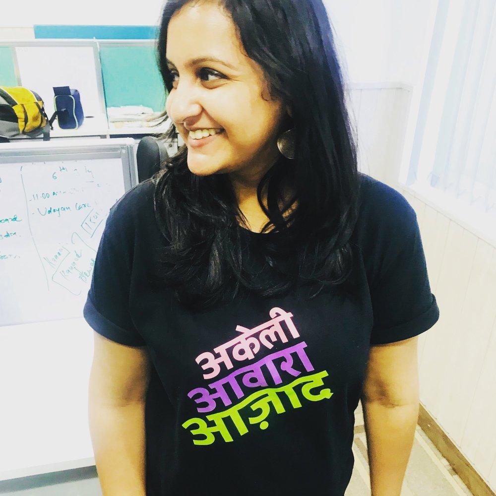 Anisha Narula, Gurgaon
